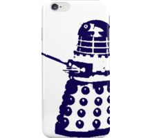 Dr Who Dalek iPhone Case/Skin
