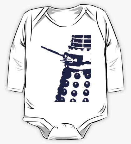 Dr Who Dalek One Piece - Long Sleeve