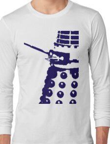 Dr Who Dalek Long Sleeve T-Shirt