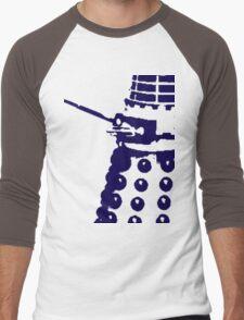 Dr Who Dalek Men's Baseball ¾ T-Shirt