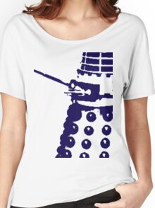 Dr Who Dalek Women's Relaxed Fit T-Shirt