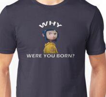 Coraline Wybie  Unisex T-Shirt