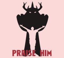 Praise Him! Kids Tee