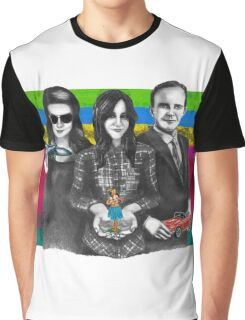 AGENTS & THEIR TOYS Graphic T-Shirt