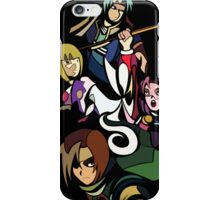 Golden Sun: The Lost Age iPhone Case/Skin