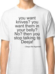 Deeja the Diva - Light Classic T-Shirt