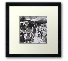 Storm over Canyon de Chelly Framed Print