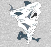 Sharknado One Piece - Long Sleeve