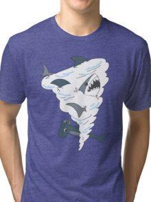 Sharknado Tri-blend T-Shirt