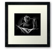 my choice Framed Print