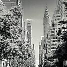 Chrysler Building by Joel Graham
