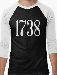 1738 Men's Baseball ¾ T-Shirt