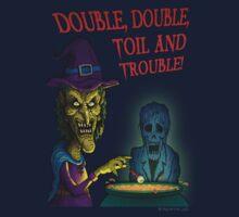 Toil & Trouble Kids Clothes