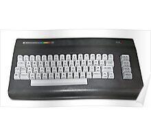 Commodore 16 Poster