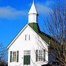 Rocky Springs Presbyterian Church by Jamie  Armbruster
