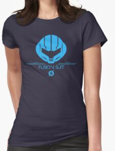Fusion Suit Tee - Metroid Womens Fitted T-Shirt