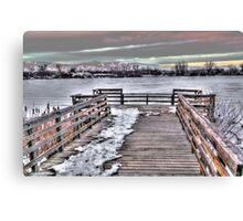 Gateway To Serenity Canvas Print