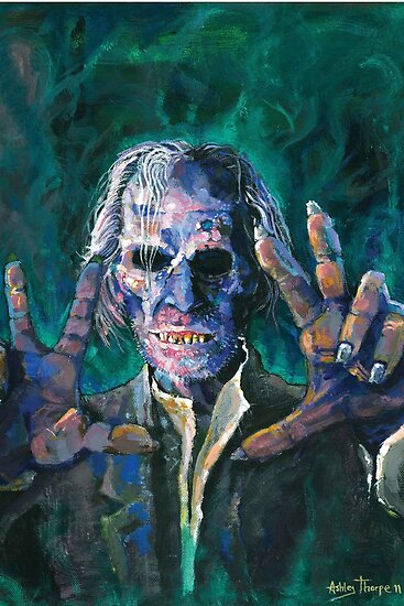 Grimsdyke - Tales From the Crypt by Ashley Thorpe