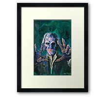 Grimsdyke - Tales From the Crypt Framed Print