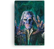 Grimsdyke - Tales From the Crypt Canvas Print