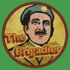 The Brigadier (Doctor Who) by tvcream