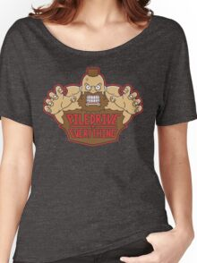 Piledrive Everything Women's Relaxed Fit T-Shirt