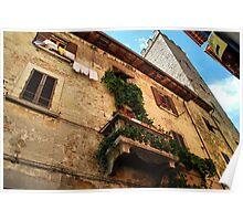 Life Above-Arezzo, Italy Poster