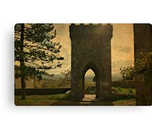 Gothic Tale-Tuscany Canvas Print