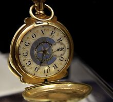 Pocket Watch For The Governor by SuddenJim