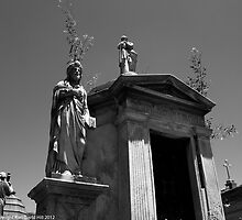 la recoleta cemetery 002 by Karl David Hill