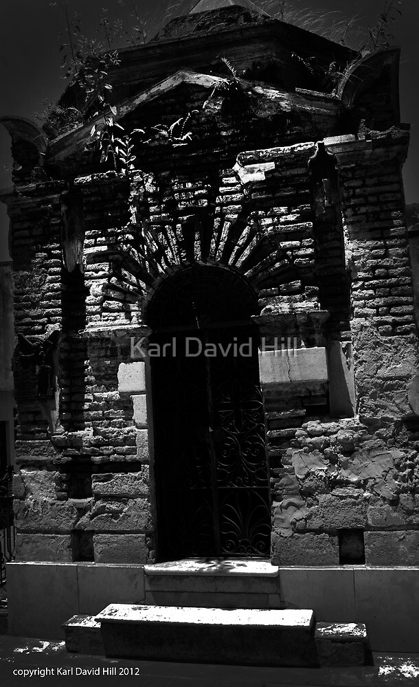 la recoleta cemetery 004 by Karl David Hill