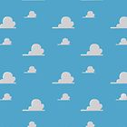 Toy Story Clouds by PoleonPole