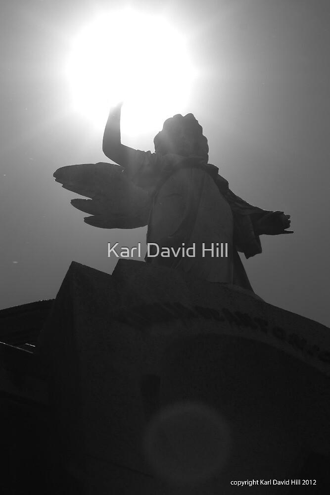 la recoleta cemetery 008 by Karl David Hill