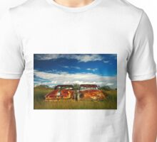 Brothers in Rust Unisex T-Shirt