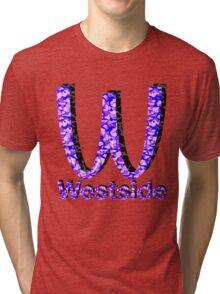 Westside Burgers Tri-blend T-Shirt
