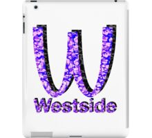 Westside Burgers iPad Case/Skin
