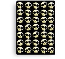 Skulls!!! Canvas Print