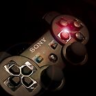 Playstation catching the light by simon17