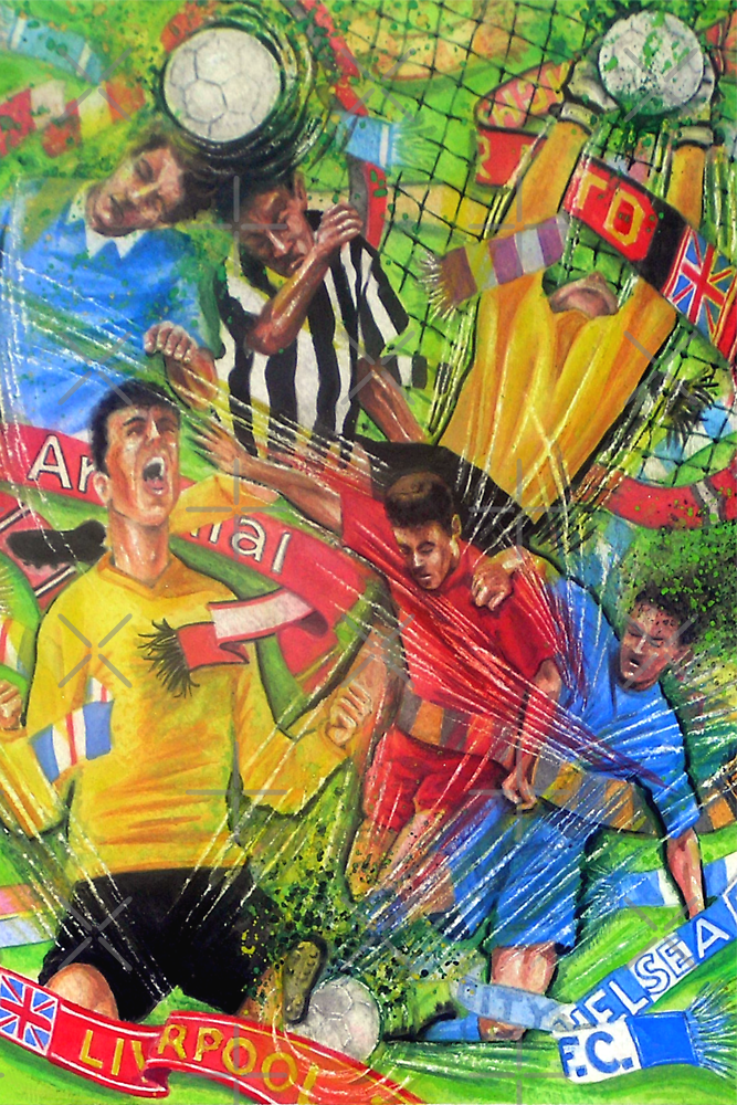 Soccer Tribes by JohnnyMacK