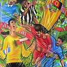 Soccer Tribes by JohnnyMacK