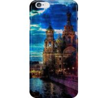 Orthodoxy In Russia's Heart iPhone Case/Skin