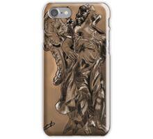 Angel Rome iPhone Case/Skin