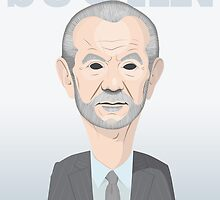 Alan Sugar - British business magnate by 76kid
