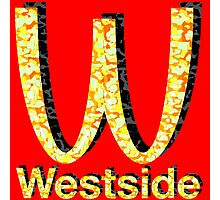 Westside Burgers Photographic Print