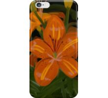 Tiger Lilies - iPhone iPhone Case/Skin