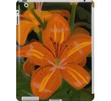 Tiger Lilies - iPad iPad Case/Skin