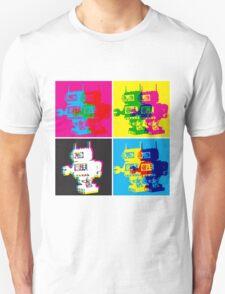 CMYK Robots T-Shirt