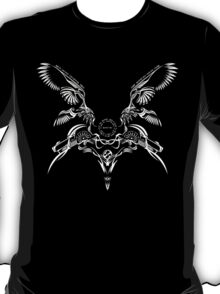 Noel Vermillion Crest  T-Shirt