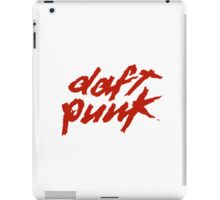 Daft Punk | Logo iPad Case/Skin