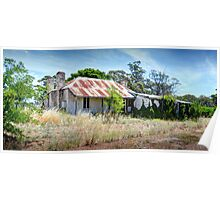 Heritage Cottage, Padthaway, South Australia Poster